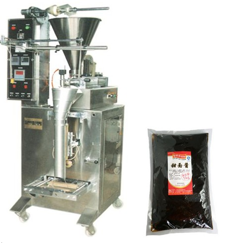 Big bag ketchup packing machine,500-1000ml