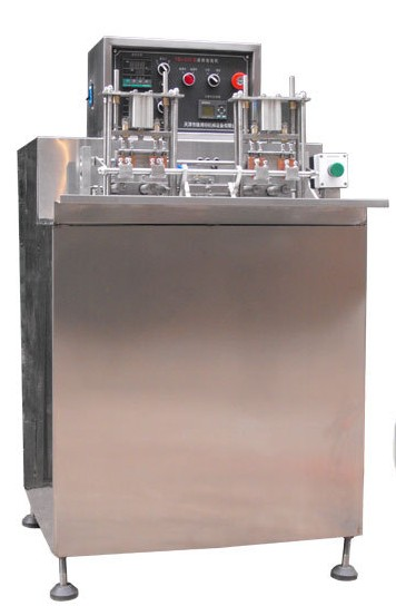 premade bag liquid filling sealing machine